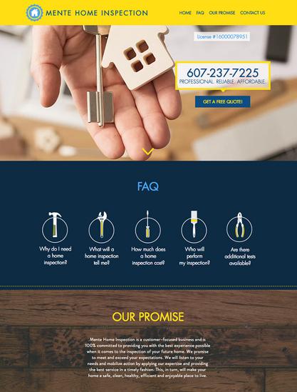 Mente Home Inspection