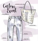 Custom Illustration for Design