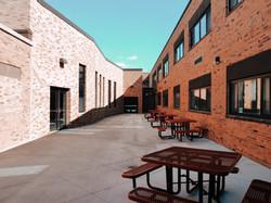 Brunswick Courtyard