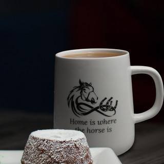 Cantik Horse Coffee Mug