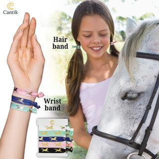 No crease Hair ties - multi use wrist bands.