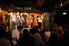 Tel Aviv Comedy Club 2017