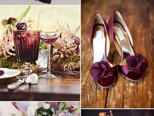 2016 Wedding Color Trends