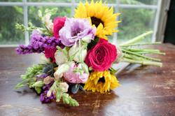 Country Elegant Sunflowers 2