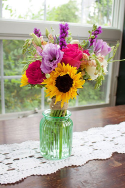Country Elegant Sunflowers 3