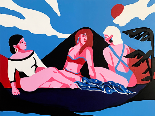 Blue Summer (Obra Original)