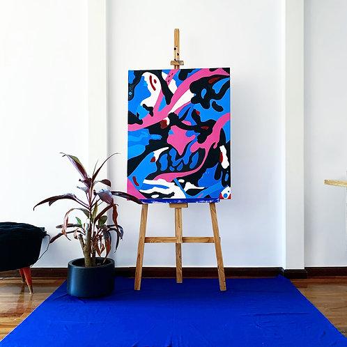 Galáctico Painting