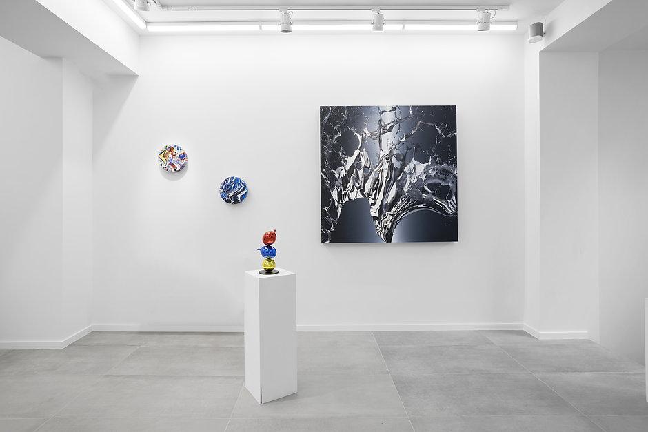 Galerie Duret - Opening - new space - Br
