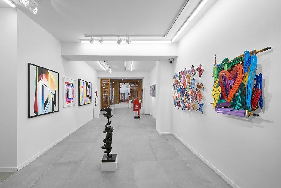 Galerie Duret - Exposititon décembre 202