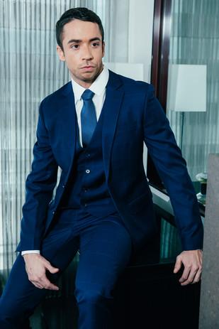 3 Piece Luxe Line Suit