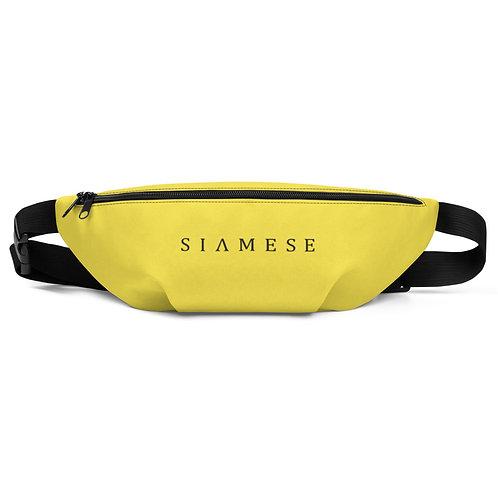 Siamese Belt Bag Yellow/Black