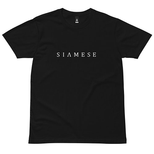 Siamese T-Shirt Basic Black