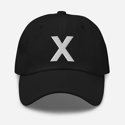 Adriatique 'X' Dad Hat Black