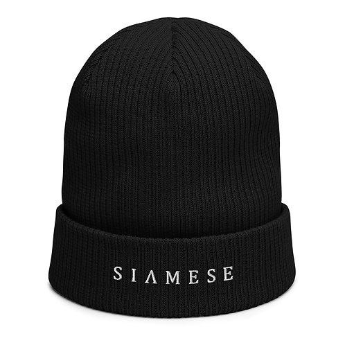 Siamese Beanie Black
