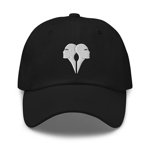 Siamese Dad Cap Black