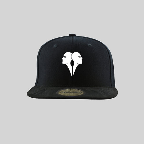 Cap - Snapback (black) - One Size