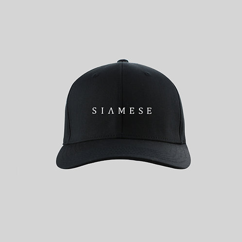 Cap - Curved (Black) - One Size
