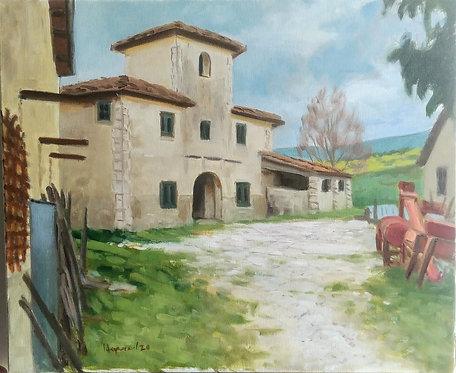 Villa near Pontassieve, Italy