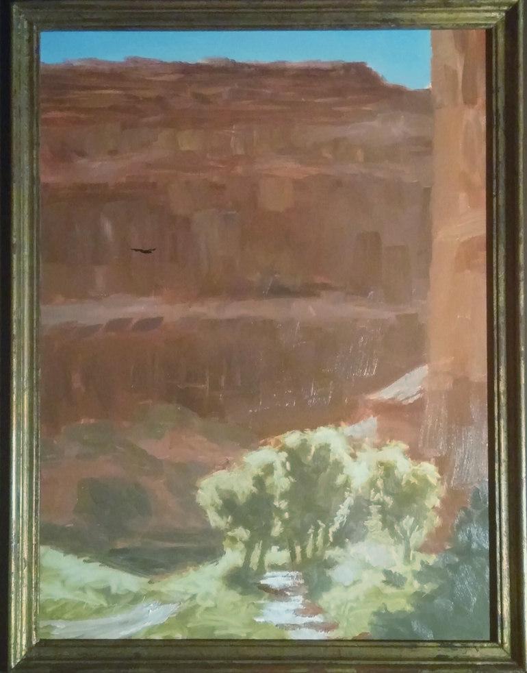 Near Hunter Canyon in Moab, Utah