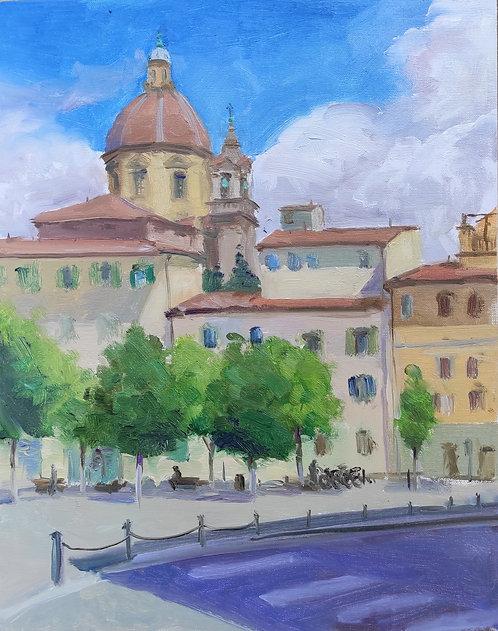 Chiesa di San Frediano in Cestello, Florence