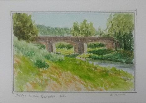 Bridge to San Francesco, Italy