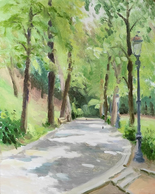Parco di Villa Strozzi, Florence