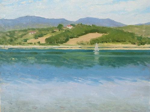 Lake Bilancino, Italy