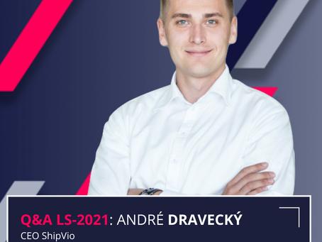 Pozvánka na Q&A s André Draveckým