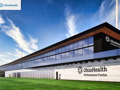 "Columbus Crew Unveil ""Stunning"" New Performance Center; Announce Naming Rights To ""New Crew Stadium"""