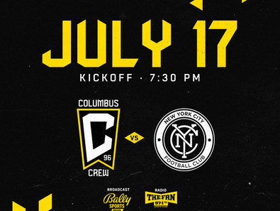 Match Preview: Columbus Crew vs. NYCFC