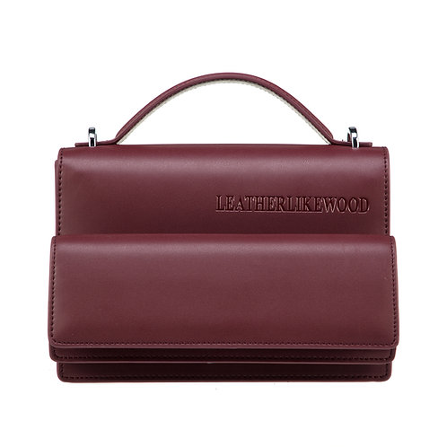 Accordion bag / color Georgian