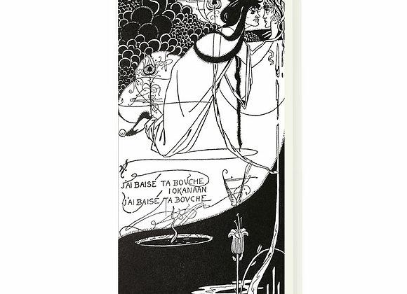 Cahier d'Audrey BEARDSLEY - Graveur