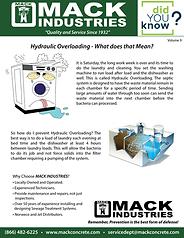 09 - Did You Know - Hydraulic Overloadin