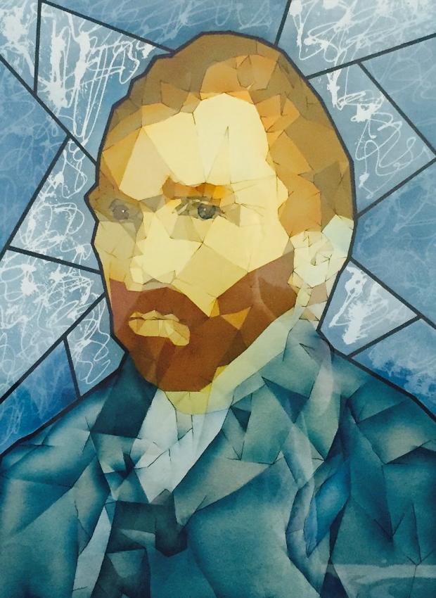 Vincent, 50*65, Glad