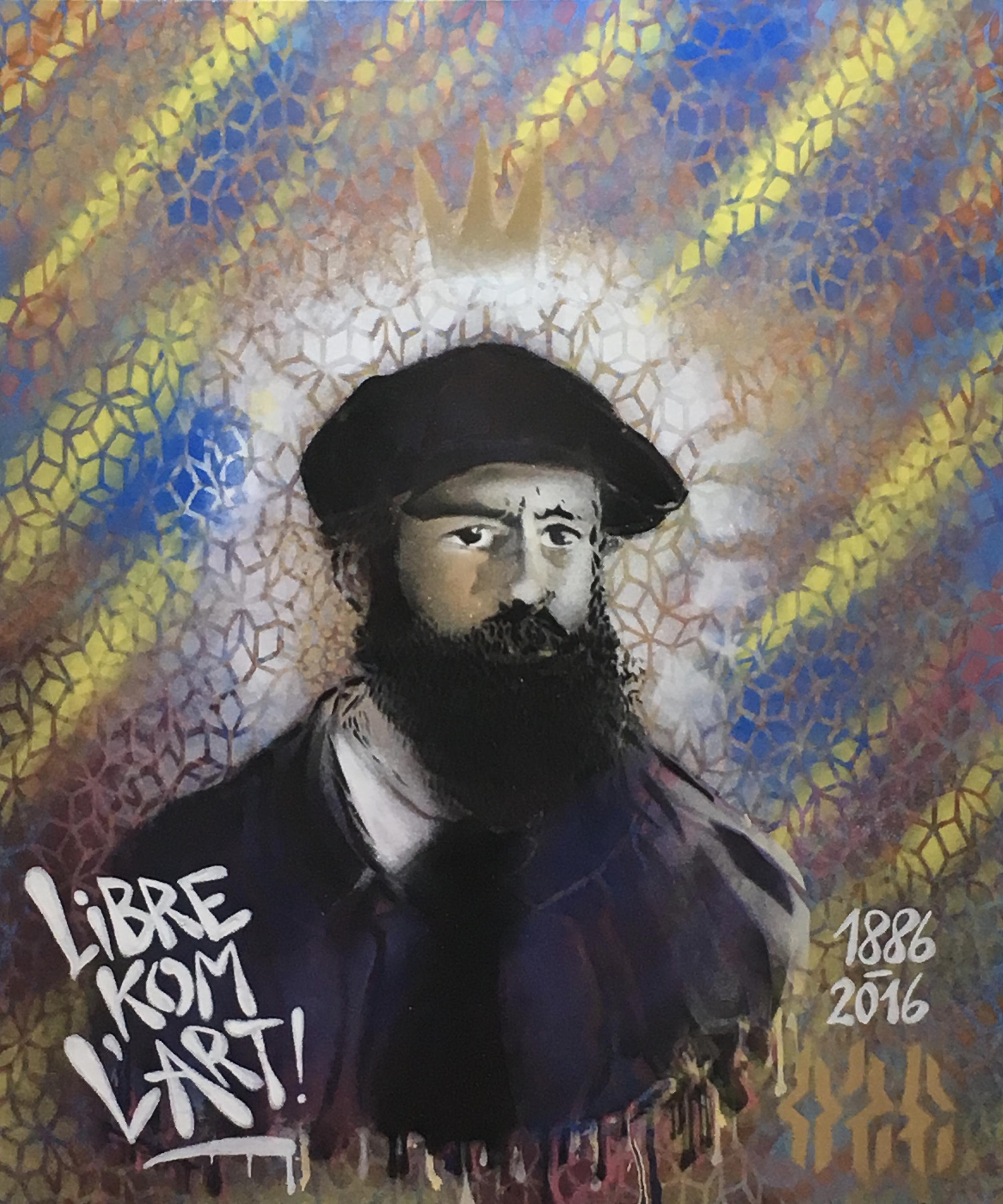 Monet, 50_50, Libre Kom l'Art