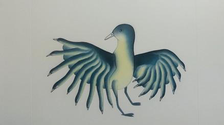 Qavavau Manumie, Shorebirds, 2011, 43_50