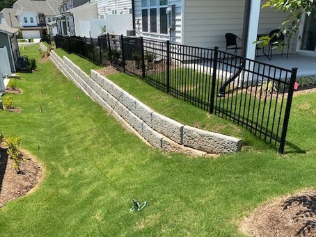 Stone Strong – For a Segmental Retaining Wall that Lasts a Lifetime