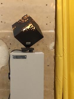 Lampes Cubes, Alexandre Doucet