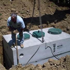 Residential Wastewater Treatment (Septic)