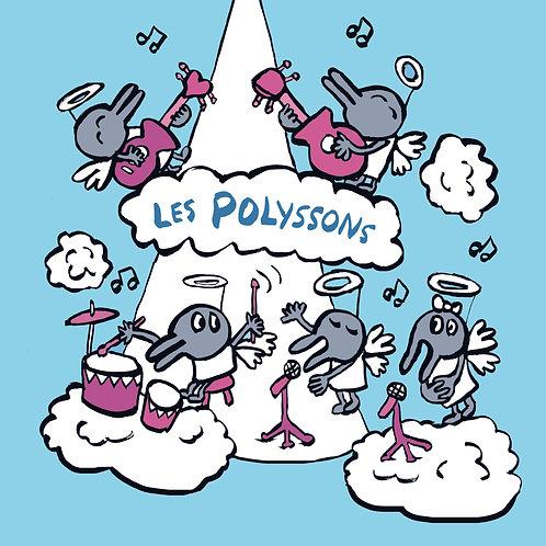 Les Polyssons - Version digitale