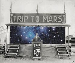 trip to mars