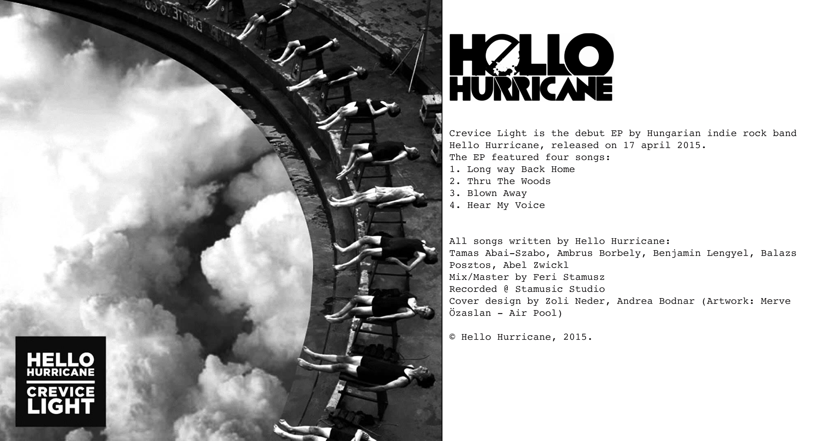 HELLO HURRICANE