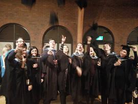 Graduation V2 Complete! :)