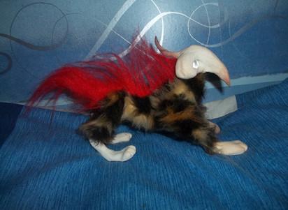 Armature craft doll thingie