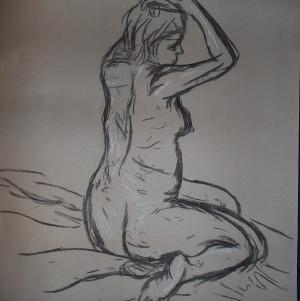 Take this life drawing, take it