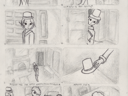 Storyboarding Deep
