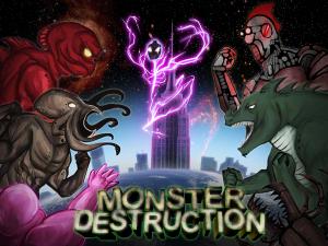 Monster Destruction is out!