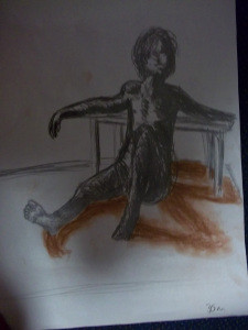 Some more Life Drawing c:
