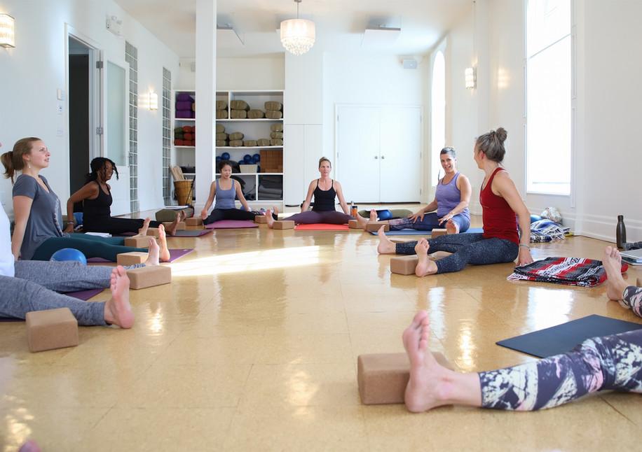Teacher Training Stouffville Yoga Life 1