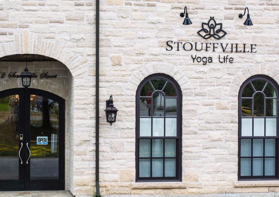 Stouffville Yoga Life front